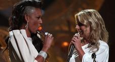 """Spice Girls, la rivelazione """"bomba"""" di Mel B: «Io e Geri Halliwell abbiamo fatto sesso»"""