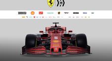 Ferrari SF1000, ecco la nuova monoposto per il mondiale di F1 2020