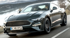 Bullit, la Mustang icona torna torna dopo 50 anni. Ford ripropone il modello interpretato in chiave moderna