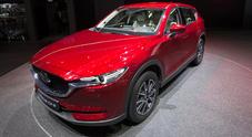 Mazda CX-5, a Ginevra prima volta in Europa per la 2^ generazione del Suv compatto