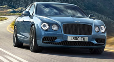 Bentley Flying Spur W12 S, un salotto volante da 325 km/h e 0-100 km/h in 4,2""