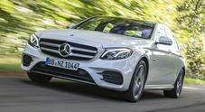 Mercedes E 300 de, alla scoperta dell'ibrido plug-in diesel della Stella