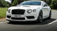 Bentley, la più esclusiva delle sportività: Continental GT3-R in 300 esemplari