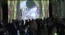 Gremito vernissage per la «Klimt Experience»