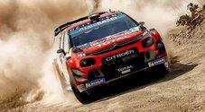 """Ogier passa al comando del rally del Messico, come sempre """"ad eliminazione"""""""