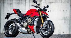 Ducati Streetfighter V4: esagerata, moderna e tecnologica. Design aggressivo e motore estremo da 208 cv