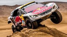 Peugeot domina al Silk Way Rally. Despres e Costera fanno il bis con la 3008 DKR