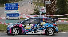 Rally dell'Elba, Miele-Mometti trionfano su Citroën DS3 Wrc