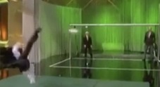Klaus Fischer a 69 anni sarebbe ancora un perfetto capocannoniere