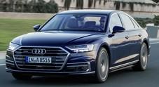 A8 regina tecnologica. Al volante dell'ammiraglia Audi: l'automotive compie un importante passo avanti