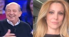 Magalli, l'attacco ad Adriana Volpe da Giletti: «Non parlo con le bestie». Ma lei non ci sta
