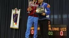 Valerio Cuomo vince il campionato italiano under 23 (foto di Augusto Bizzi)