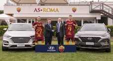 Hyundai nuovo Global Automotive Partner della Roma. Accordo fino al 2021