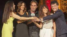 """Lancia Ypsilon, regina anche a Taomoda. Antonella Bruno premiata """"Manager 2015"""""""