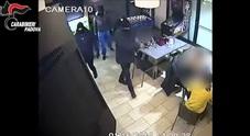 Rapina con pistola e rissa alla sala  slot, preso un ex mala del Brenta