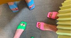 Da Bottega Veneta a Zara:  le scarpe con punta quadrata
