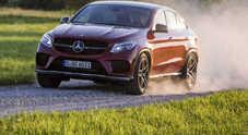 Mercedes, la GLE sostituisce la Classe M: tutti i segreti della versione Coupe'