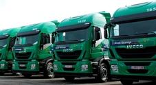 CNH, Iveco fornirà 500 Stralis a gas naturale allo Jost Group