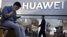 Huawei, gli smartphone già  venduti per ora sono salvi