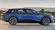 Enel e Audi insieme per sviluppare mobilità elettrica. Semplificherà possesso del Suv e-Tron