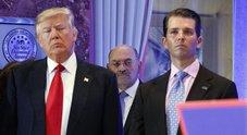 Bus dirottato a Milano, Trump jr fa ironia: «Perché non accogliere persone come lui?»