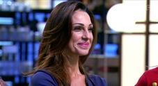 Celebrity Masterchef, Anna Tatangelo in lacrime per le parole di Joe Bastianich
