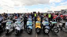 Vespa World Days, a Belfast il grande raduno mondiale. Migliaia gli appassionati da tutto il mondo