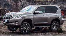 Toyota Land Cruiser, muscoli e tecnologia in quantità per la rinnovata icona del fuoristrada