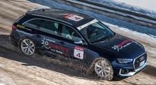 """La regina delle Alpi. L'Audi RS4 Avant protagonista nella terza edizione della """"20quattro Ore"""""""