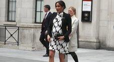 Meghan Markle, il royal baby è già nato? Mamma Doria sbarcata dagli Stati Uniti