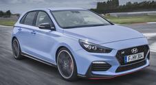 """Hyundai """"N"""", la i30 si mette a volare. Stile e grinta, la compatta coreana sfoggia versione ad elevate prestazioni"""