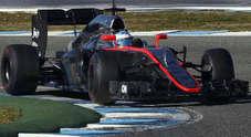 Ecco la Mp4-30, McLaren torna con Honda. Fernando Alonso: «Motivato più che mai»