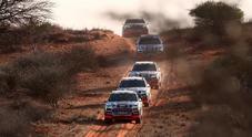 Audi e-tron, la regina del deserto (3)