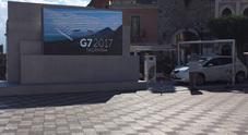 Nissan ed Enel insieme al G7 per diffondere la mobilità elettrica e presentare il sistema V2G