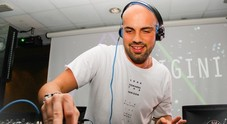 La dance del dj e producer