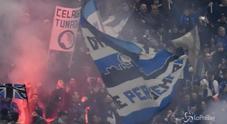 Calcio, Atalanta blinda quarto posto. Stasera Lazio-Inter