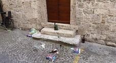 Vandali e ubriachi in pieno centro: spunta l'ipotesi delle ronde