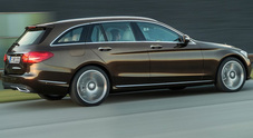Mercedes C, Stella filante: anche una wagon può essere di Classe