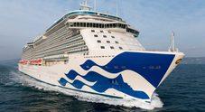 Fincantieri, due maxi-navi ecosostenibili per Princess Cruises