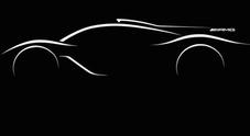 Mercedes-AMG, hypercar con il motore F1: ibrida da 1000 cv con V6 1.6
