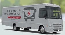 Winnebago, la propulsione elettrica debutta nei camper. Dagli Usa due motorhome EV