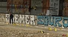 Stazione di Villafranca, il luogo in degrado dove è stato aggredito il senzatetto rumeno