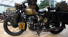 Concorso Eleganza, alla Puch 250 Indien-Reise il trofeo Bmw per le moto storiche