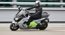 C Evolution, per BMW la sfida della eco-mobilità riguarda anche le due ruote
