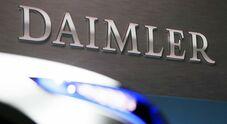 Dieselgate, Daimler chiude contenzioso USA con 2,2 miliardi di dollari