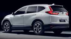 Honda CR-V, il Suv più venduto al mondo a Francoforte svela l'inedita variante Hybrid