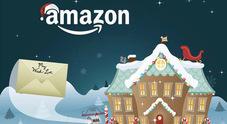 Amazon, le offerte e le migliori promozioni di Natale in tutte le categorie
