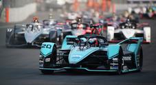 In Messico trionfa la Jaguar di Evans che diventa leader. Battuti Felix Da Costa (DS) e Buemi (Nissan)