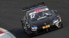 DTM, Zanardi quinto nelle libere, ma ultimo nelle qualifiche. La pole a Duval (Audi RS 5)