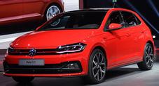 """Volkswagen, la famiglia GTI riparte dalla """"grintosa"""" Polo. Debutto mondiale a Francoforte"""